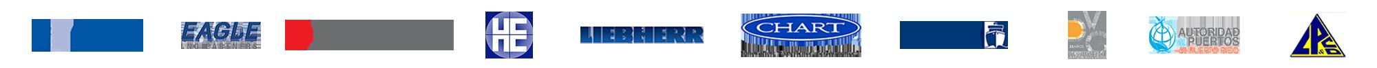 ConRo partnering logos